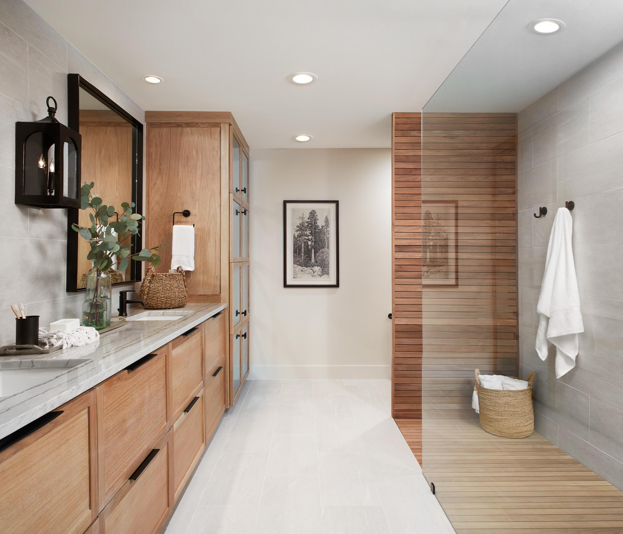 Fixer upper bathroom art