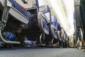 Revealed: The Disgusting Conditions Airplane Cleaners Are Forced to Work in