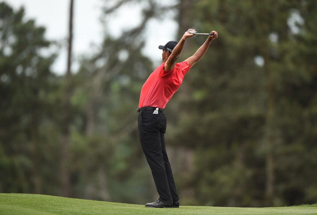 Tiger Woods Swore By This Insane Workout Routine During
