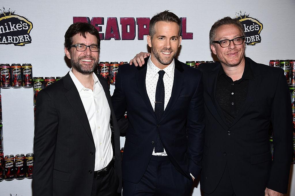 Rhett Reese, Ryan Reynolds, and Paul Wernick