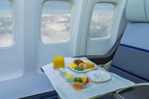 These Photos Actually Make Airplane Food Look Good