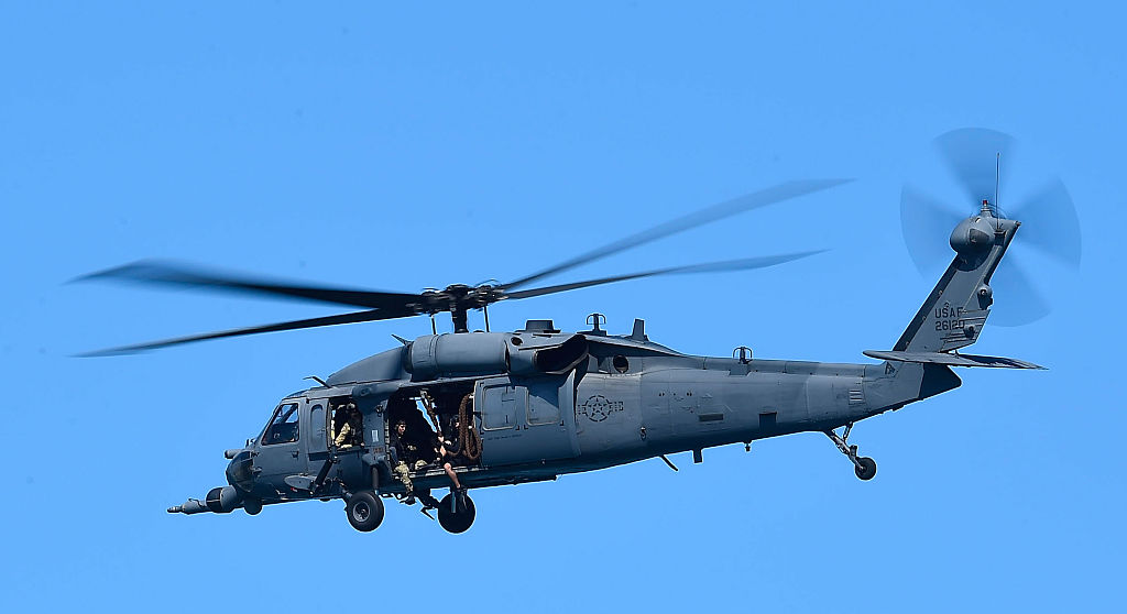 HH-60 Pave Hawk Helicopter