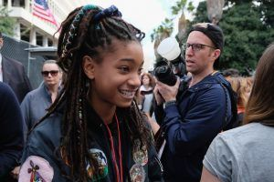 The Reason Willow Smith Says She 'Lost Her Sanity' At 9 Years Old