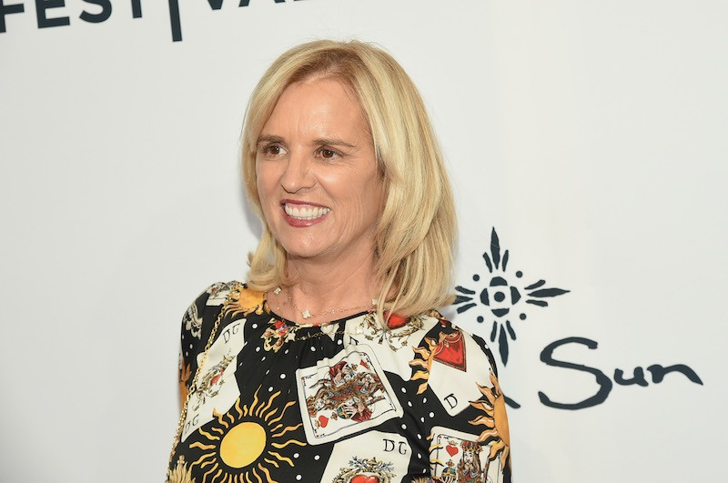 """NEW YORK, NY - APRIL 25: Kerry Kennedy attends a screening of """"Bobby Kennedy For President"""" during the 2018 Tribeca Film Festival at SVA Theatre on April 25, 2018 in New York City. (Photo by Mike Coppola/Getty Images for Tribeca Film Festival)"""