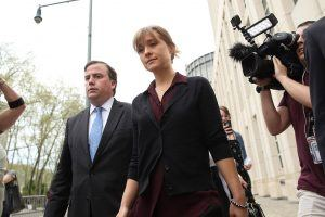 Allison Mack Is Taking Full Responsibility For This 1 NXIVM Cult Tradition