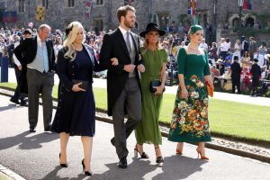 Prince Harry's Cousin Got a Lot of Attention at the Royal Wedding (and We Can See Why)