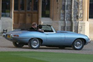 Prince Harry and Meghan Markle's Jaguar Is Only 1 Great Royal Family Car