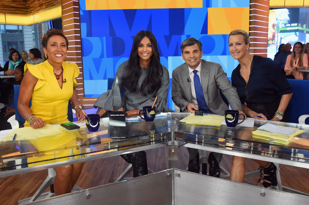 Here's How Much Robin Roberts and Your Other Favorite 'Good