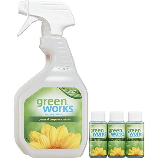 Greenworks cleaner