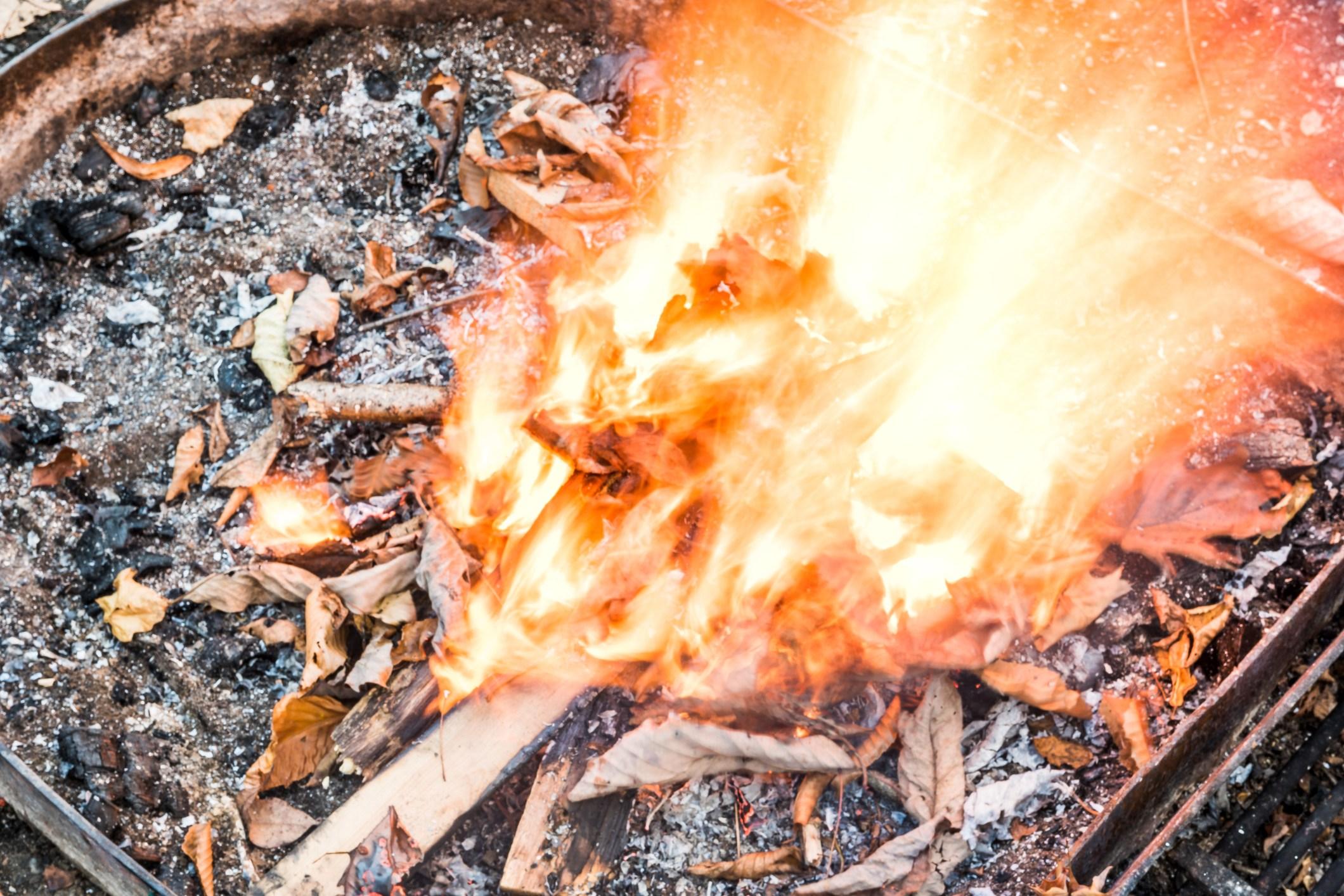 High flame