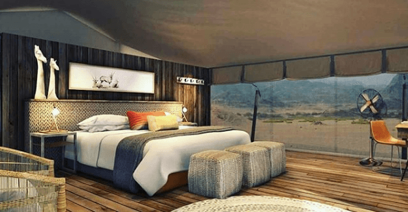 Hoanib Valley Camp in Namibia
