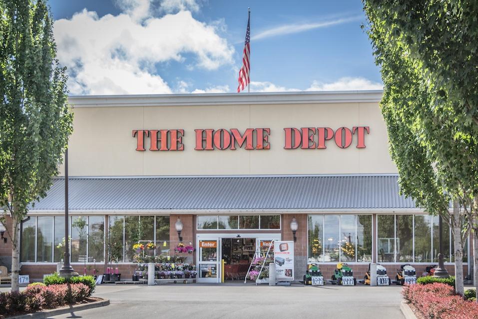 Home Depot store