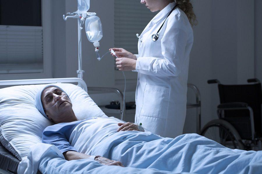Hospice nurse