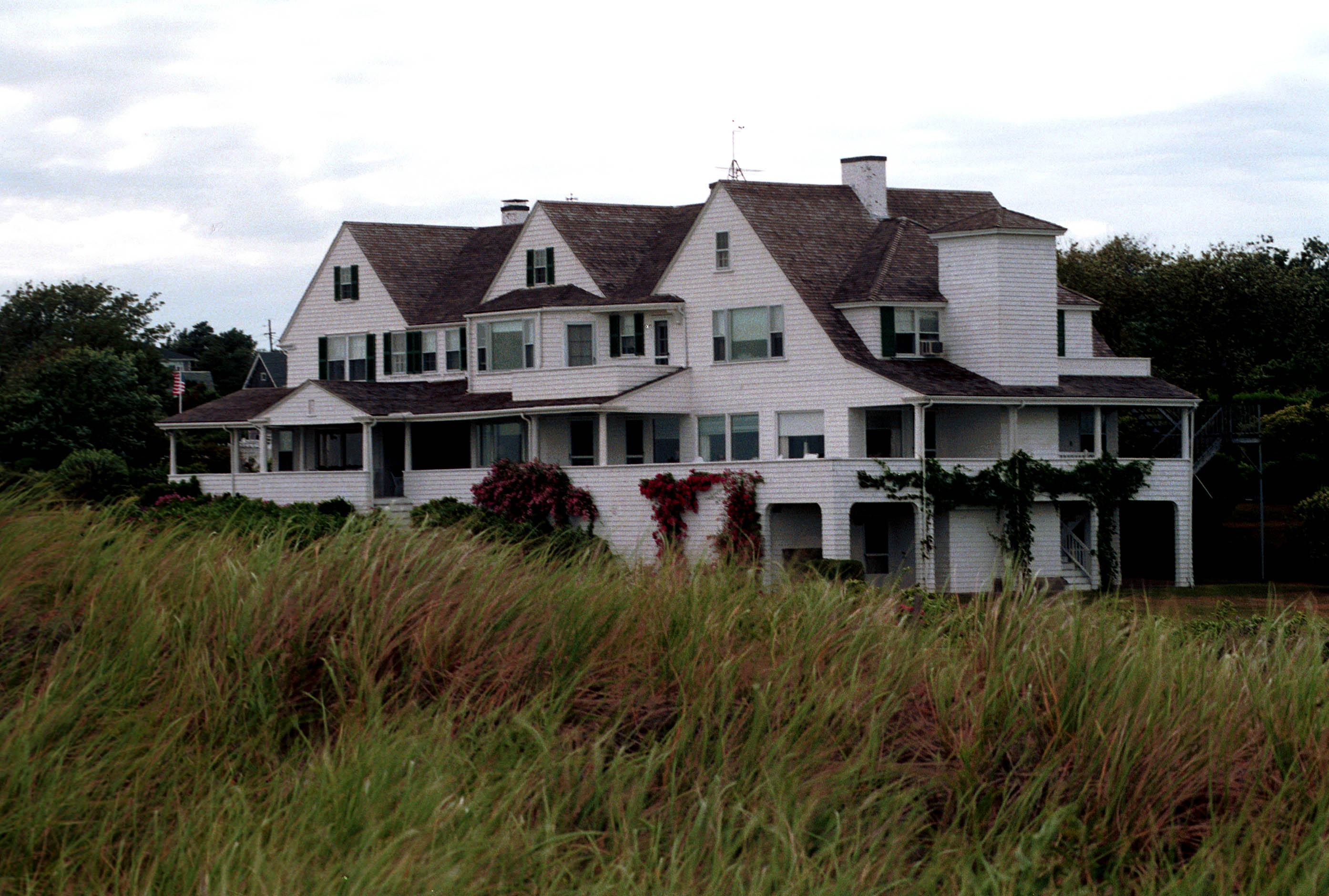Hyannis Kennedy Compound