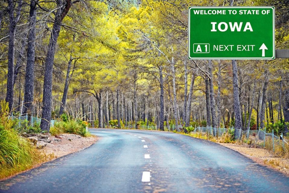 IOWA highway