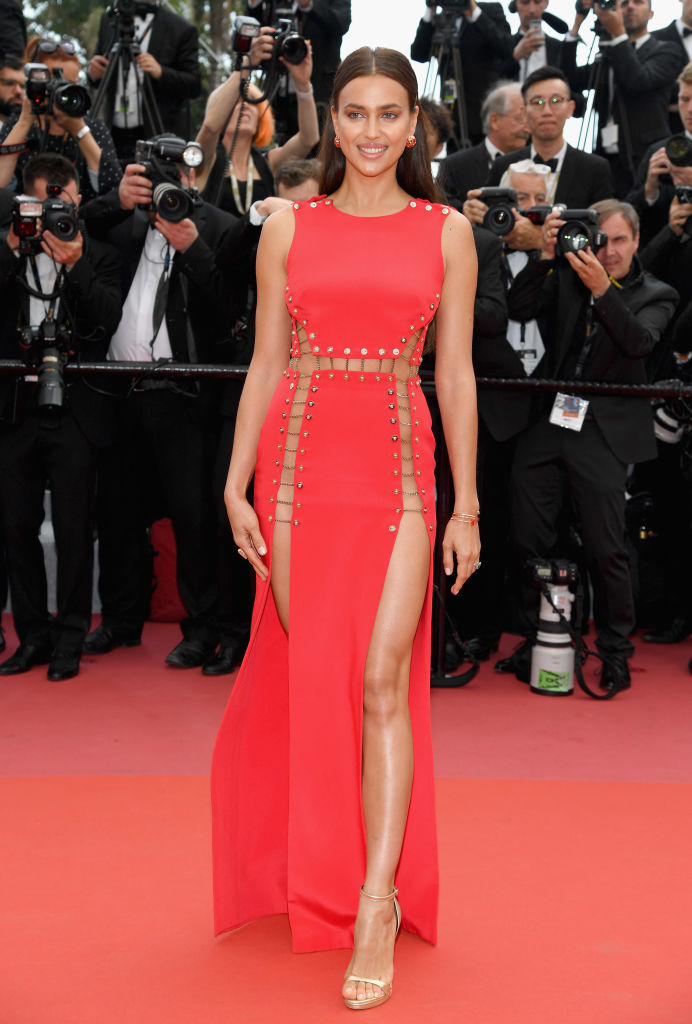 290b944f The Most Daring 'Naked Dresses' at Cannes, Including Kendall Jenner's