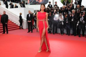 The Most Daring 'Naked Dresses' at Cannes, Including Kendall Jenner's