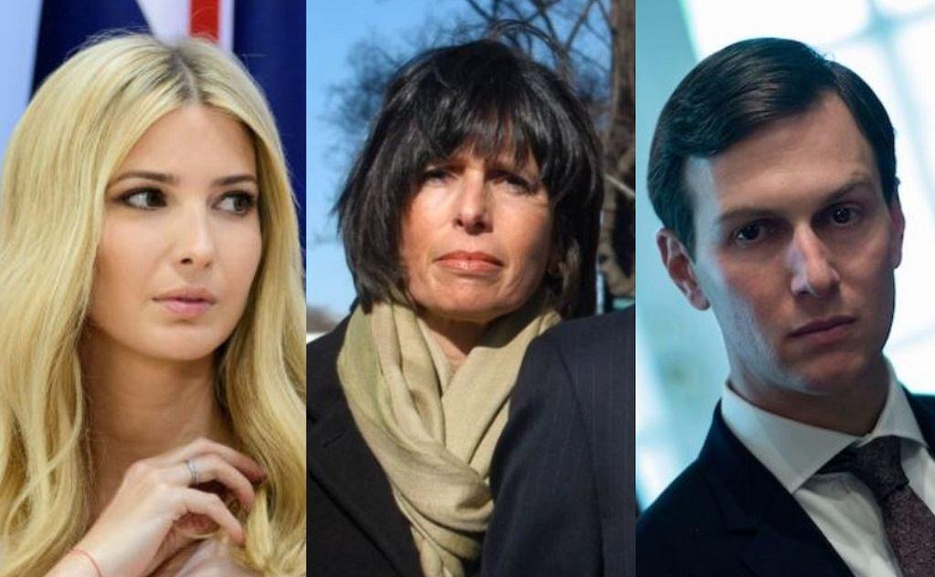Ivanka Trump, Seryl Kushner, Jared Kushner
