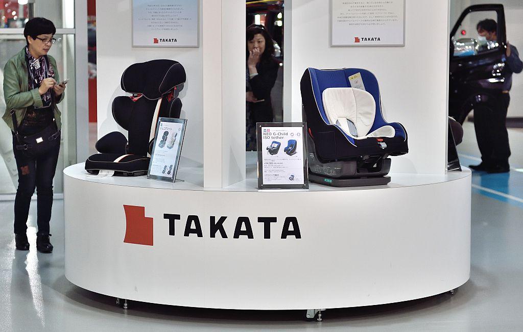 Japanese auto parts maker Takata Corp