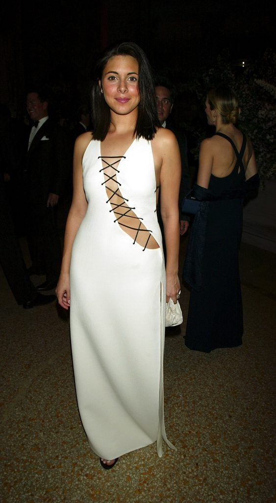 Jamie-Lynn Sigler attends the Costume Institute Benefit Gala sponsored by Gucci