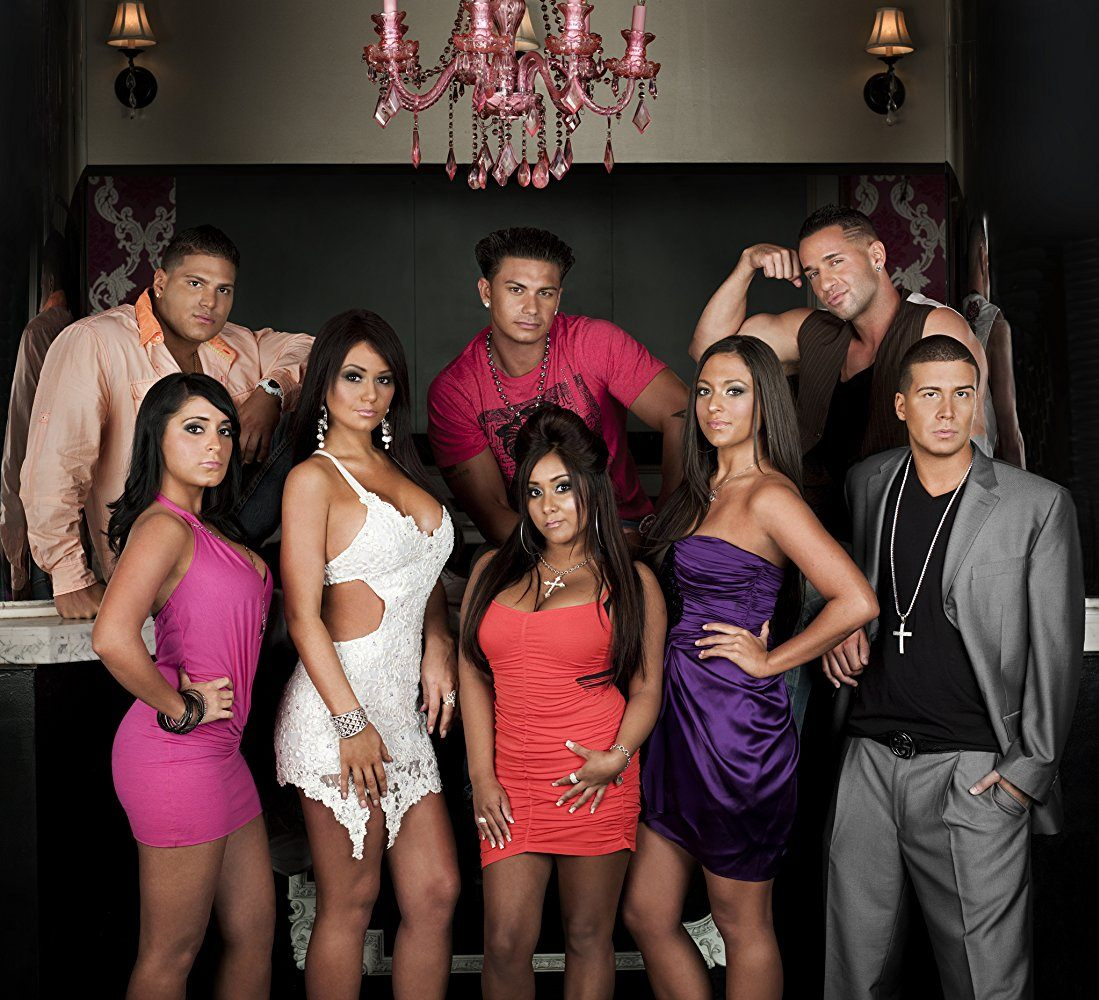 Jersey Shore Season 1 cast