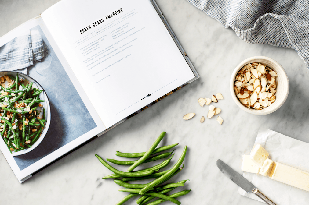 Joanna Gaines green beans