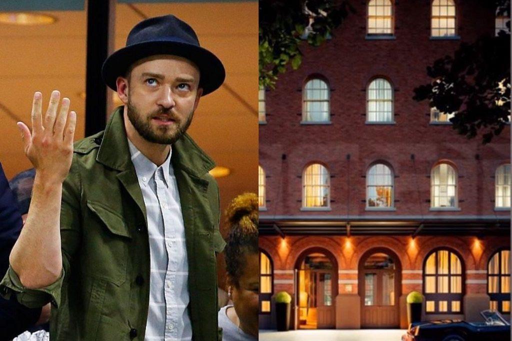 Justin Timberlake's home