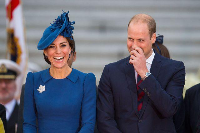 Kate Middleton and Prince William tour Canada