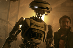 'Solo: A Star Wars Story': Why L3-37 Is the Best Droid Ever