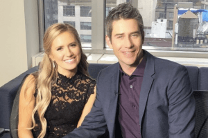 'The Bachelor': How Lauren Burnham and Arie Luyendyk Jr. Realized They're Expecting Their First Child
