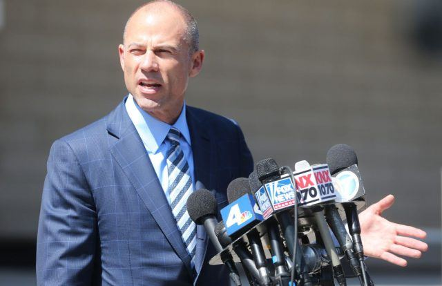 Michael Avenatti, attorney for Stephanie Clifford, also known as adult film actress Stormy Daniels