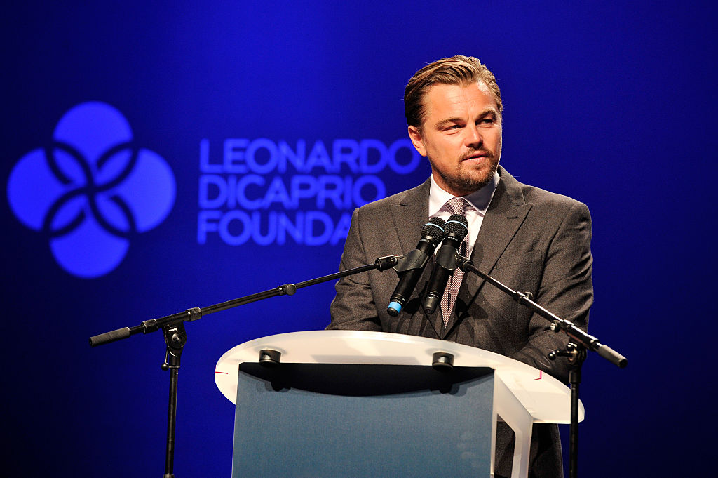 The Leonardo DiCaprio Foundation 3rd Annual Saint-Tropez Gala - Dinner & Auction
