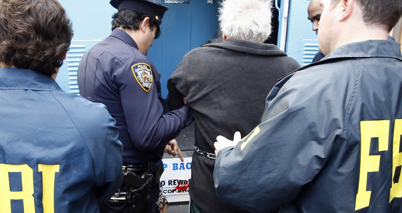 Mafia member arrest