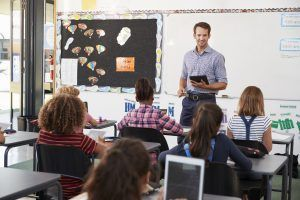 Teachers In These States Earn More Than $58,000 a Year