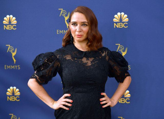 Maya Rudolph Says Performing On 'SNL' Is 'Joy and Fear' All In One