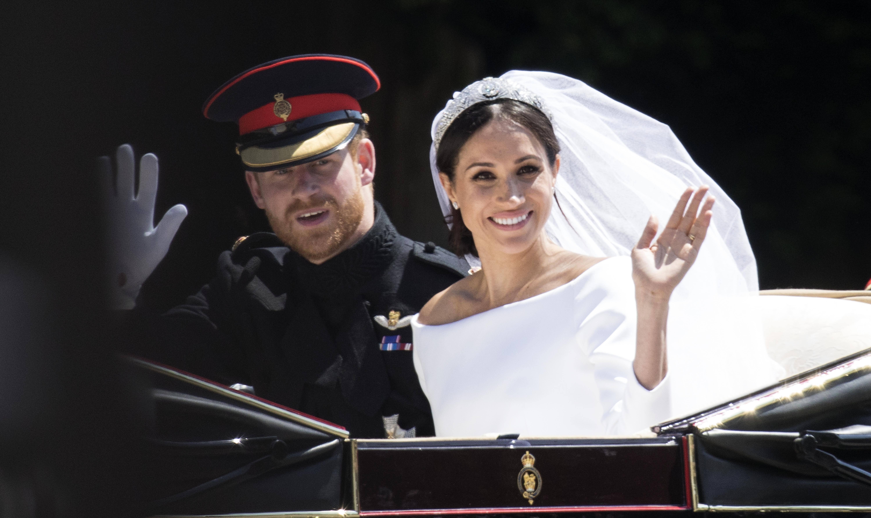 Prince Harry Marries Ms. Meghan Markle
