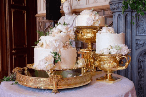 This Is What Prince Harry and Meghan Markle Served at Their Wedding Reception