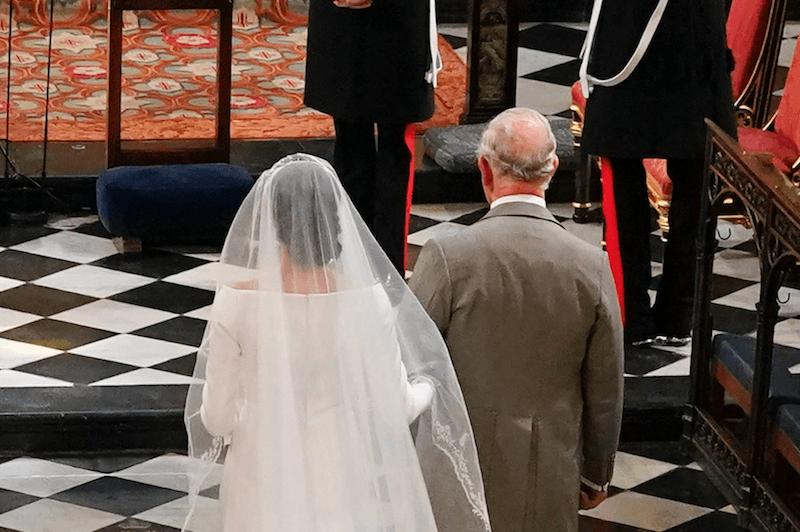 Meghan Markle and Prince Charles