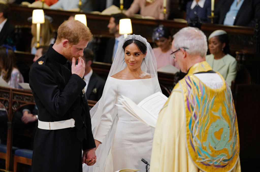 Meghan Markle Harry Royal wedding