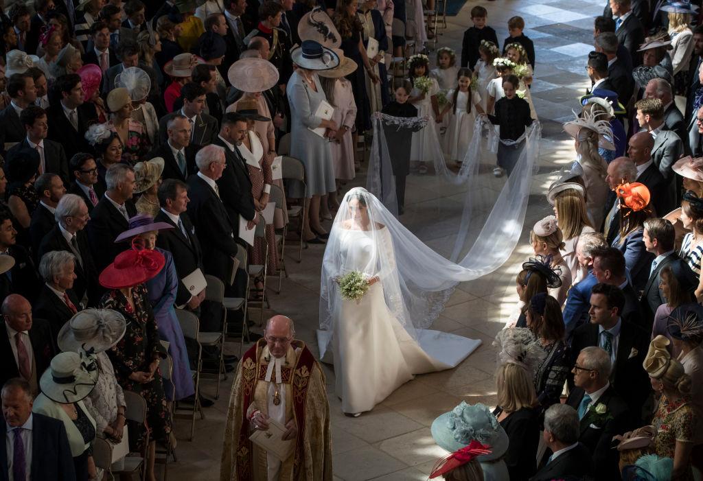 Prince Harry Marries Ms. Meghan Markle - Windsor Castle