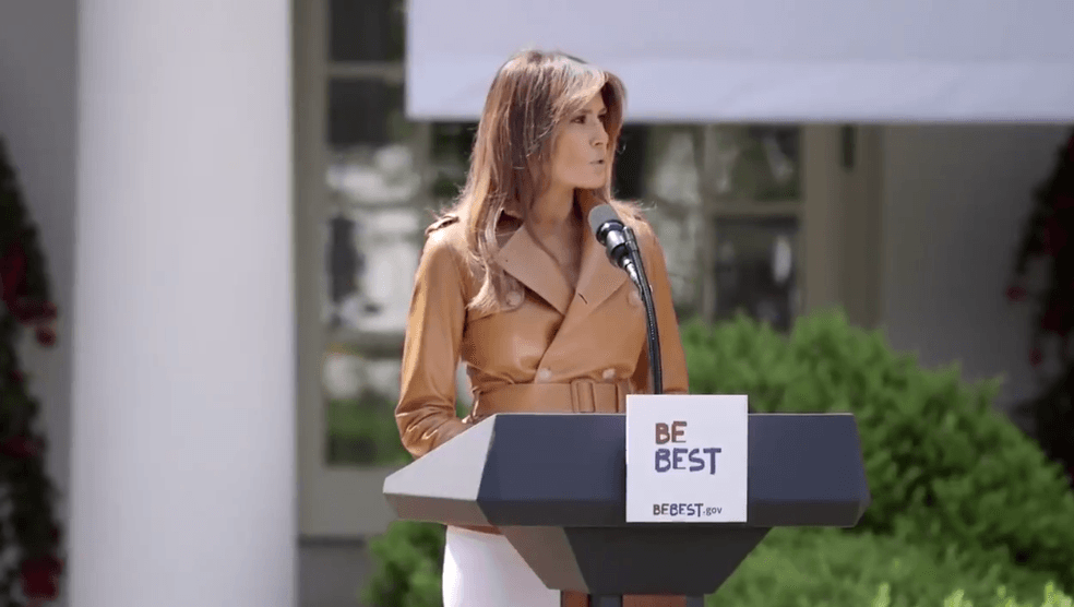 Melania Be Best Campaign
