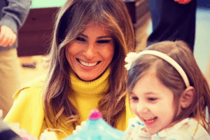 Melania Trump's Kidney Surgery and 14 Other Times a First Lady Has Faced Health Problems