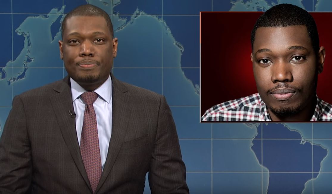 Michael Che on SNL