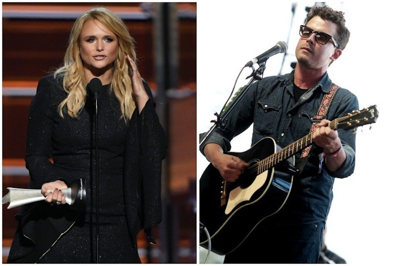 Miranda Lambert and Evan Felker