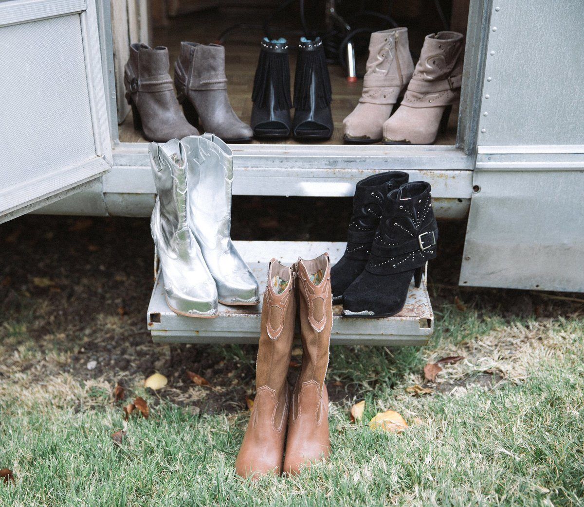 Miranda Lambert shoes
