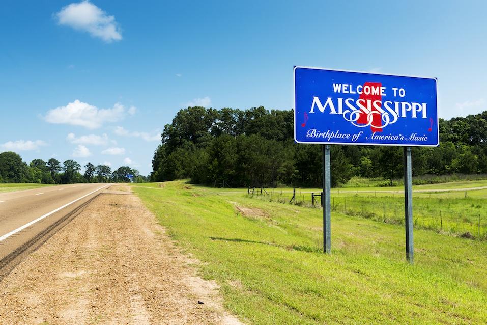 Mississippi State highway