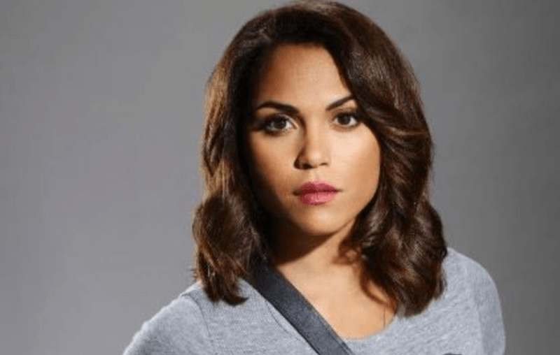 Monica Raymund in Chicago Fire