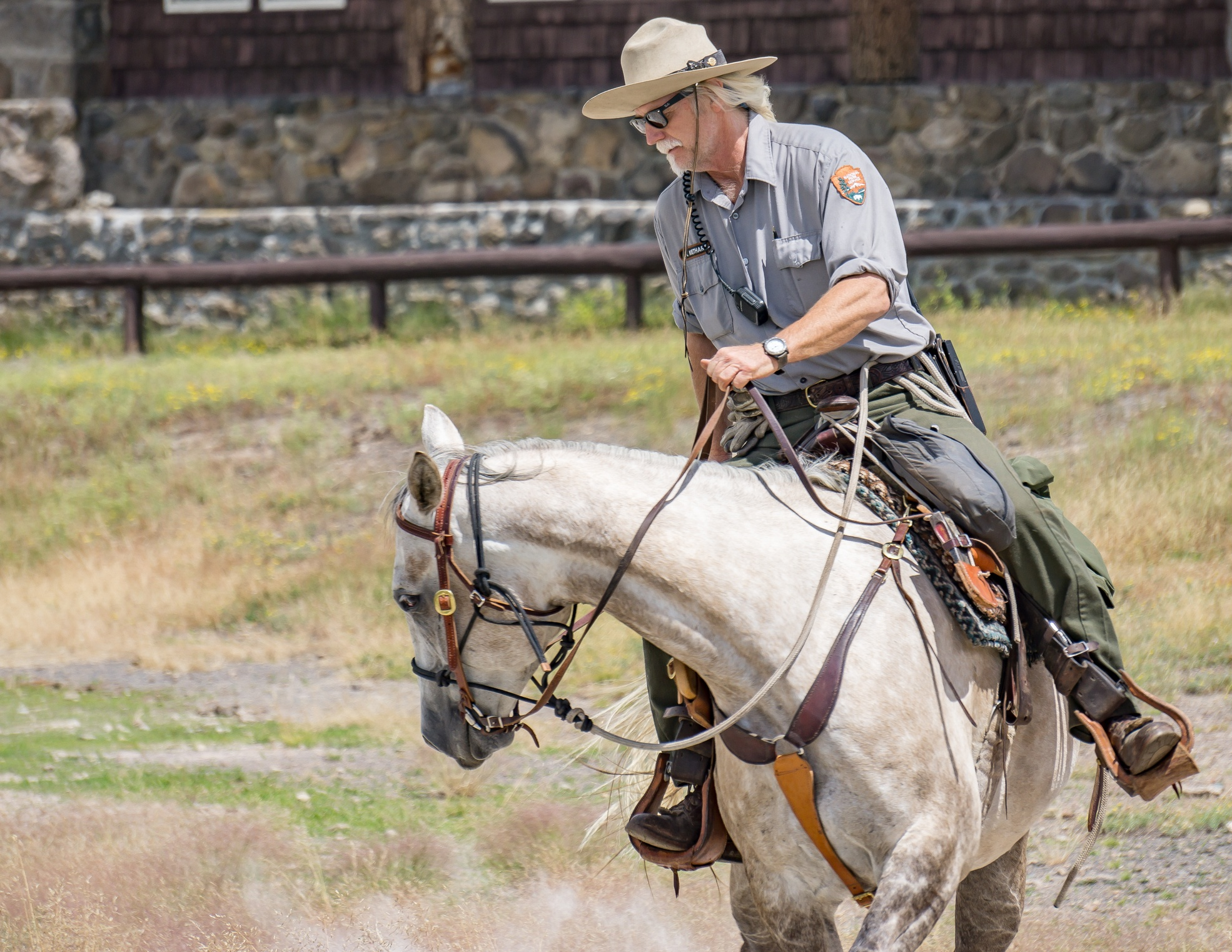 Yellowstone Park Ranger