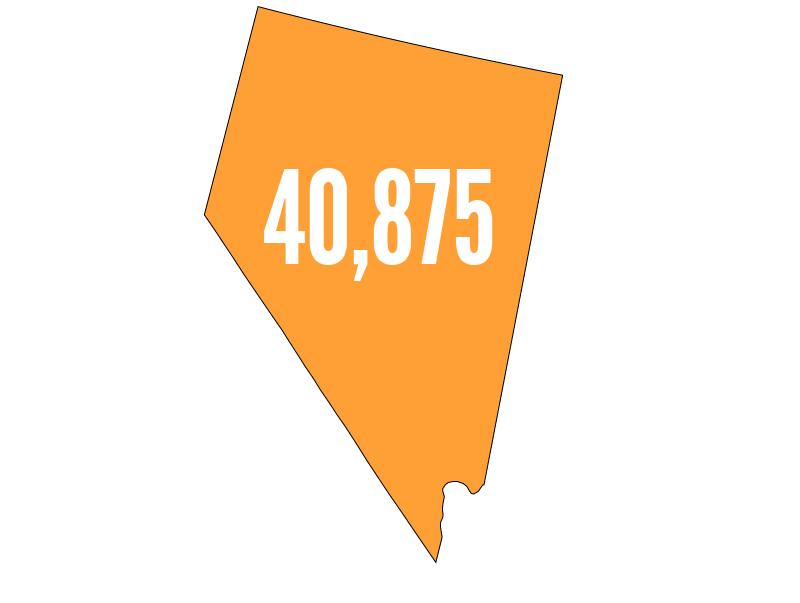 Nevada jobs added