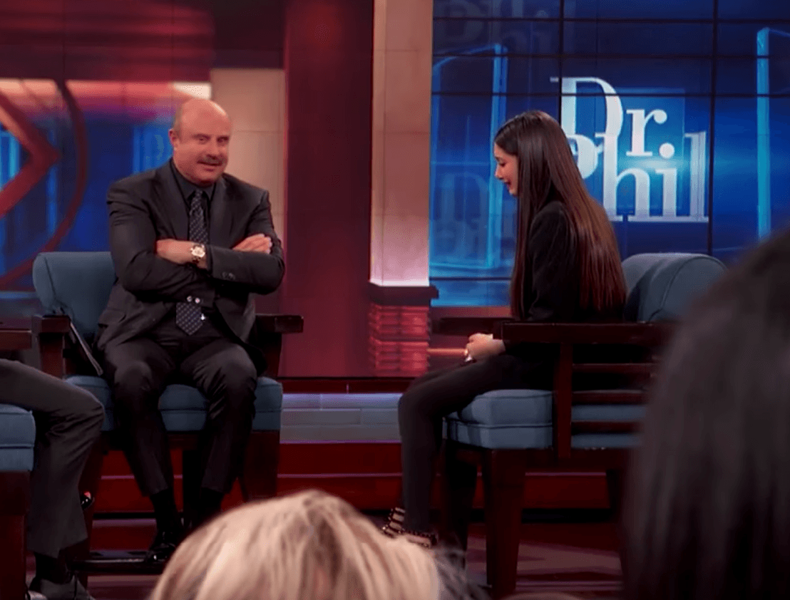 Nicolette and dr phil